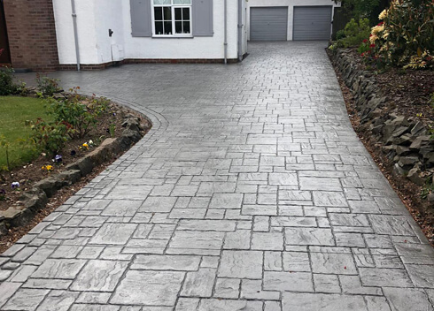 Caithness Stone Driveway