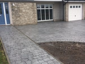 Caithness Stone Style and Granite Sett Style, Grey Combination