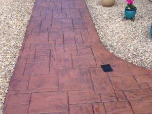 Caithness Stone Style, Terracotta Combination