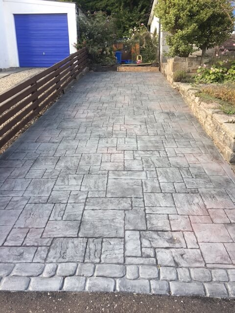 PatternPave After