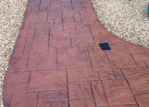 PatternPave Inset Rodding Point cover