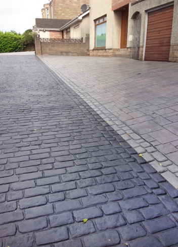 PatternPave Contrasting Patterns