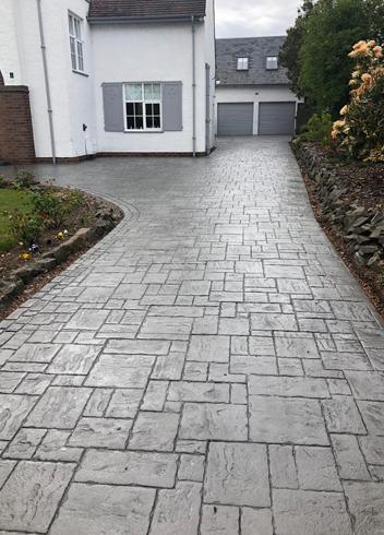 PatternPave Driveway